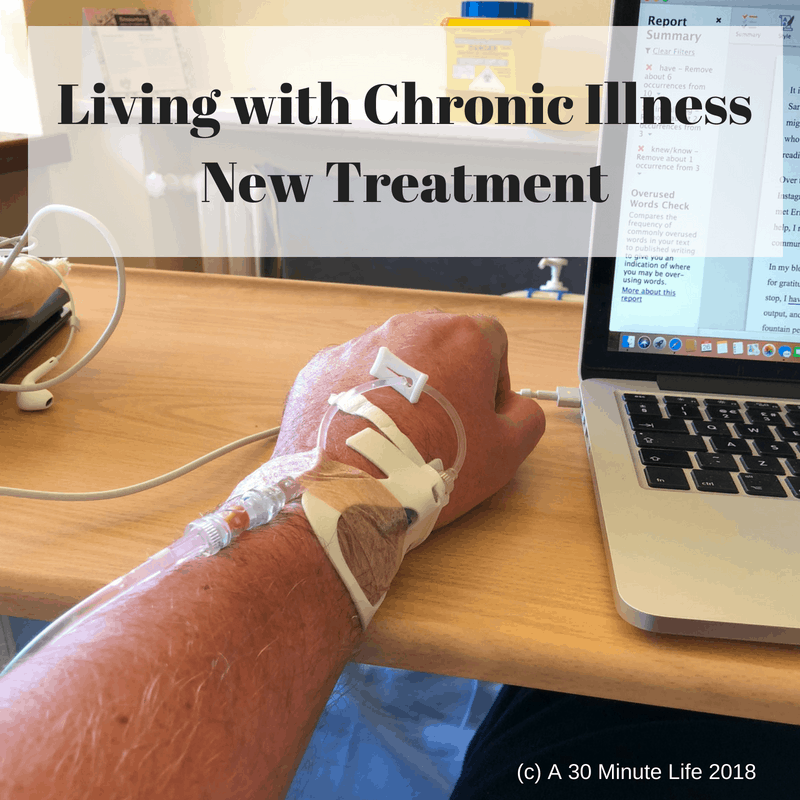 Living with Chronic Illness New Treatment