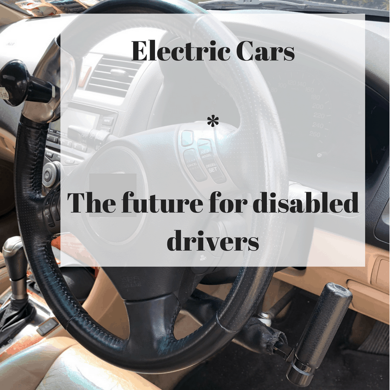 Electric Cars The future for disabled drivers