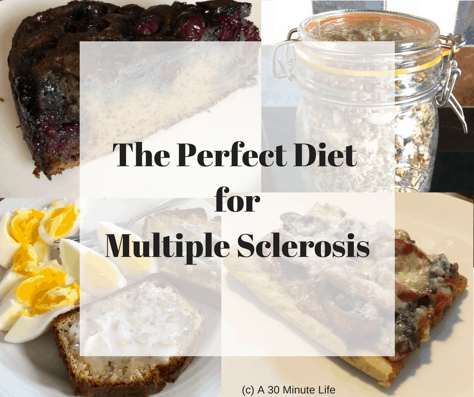 The Perfect Diet for Multiple Sclerosis