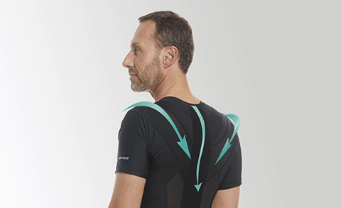 ActivePosture Shirt - Effect